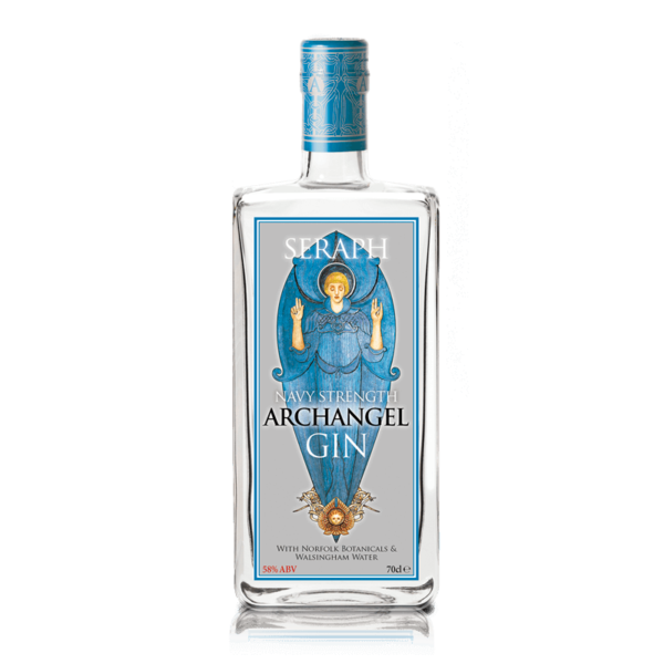 Seraph - Navy Strength Archangel Gin 70cl